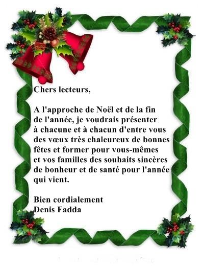 Bonne Annee Joyeux Noel.Joyeux Noel Et Bonne Annee 2013 Comite De Liaison Clan R